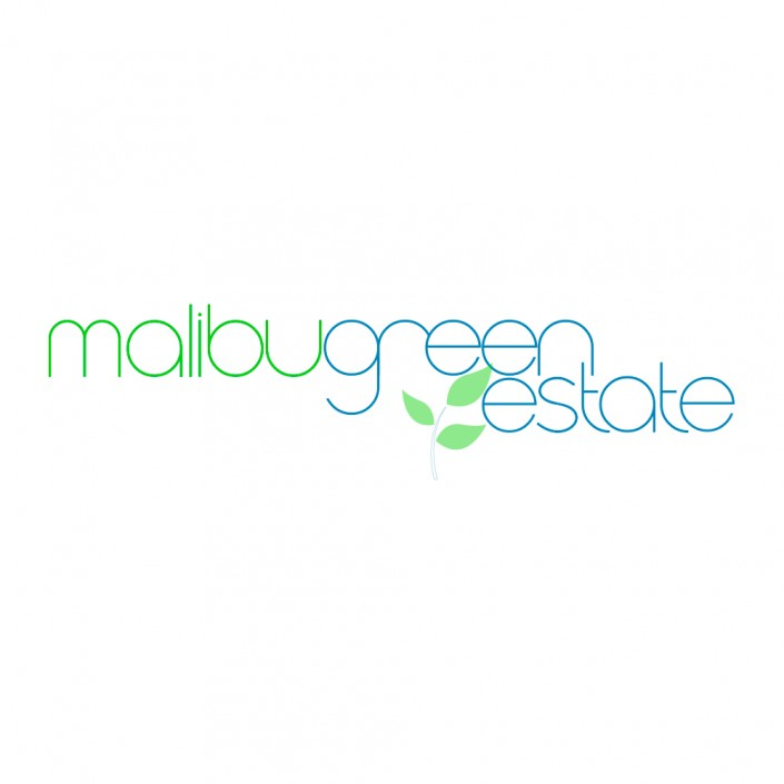 Malibu Green Estate Logo Comp