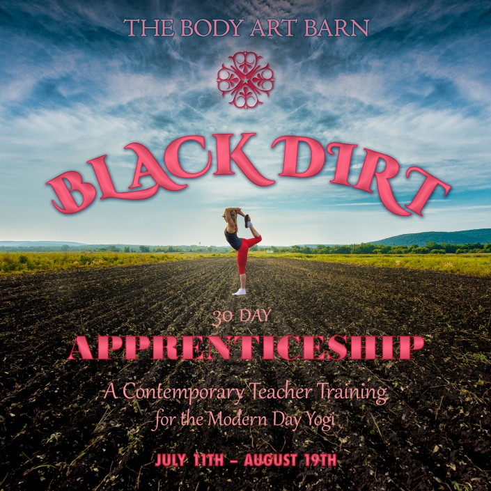 The Body Art Barn - Yoga Apprenticeship