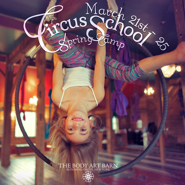 Circus School, The Body Art Barn